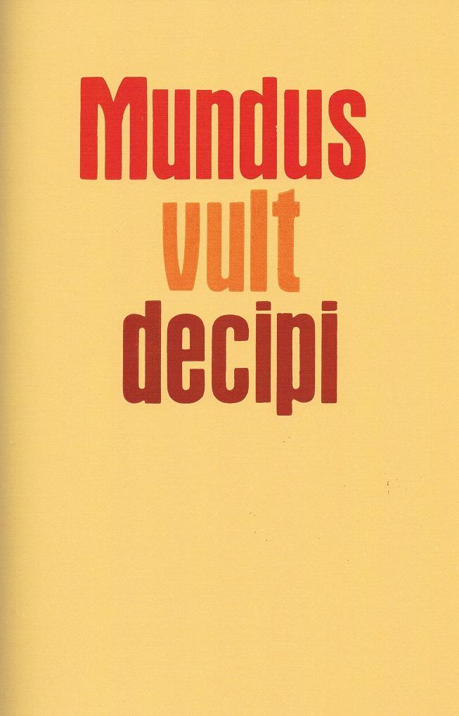 Beroemde Citaten Uit Boeken : Boekwinkeltjes mundus vuldt decipi citaten uit